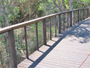 Main Boardwalk Wire Rail