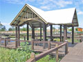 Valencia Springs Residential timber project gallery showcasing timber products from Outdoor Structures