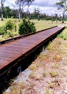 Outdoor Structures Australia - Hardwood timber boardwalk examples