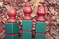 Heritage timber bollard options