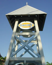 Outdoor Structures Australia - Dalby Bell Tower