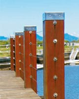 Pioneer™ Posts from Outdoor Structures Australia