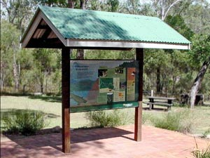 Outdoor Structures Australia - National Parks Interpretative Shelters