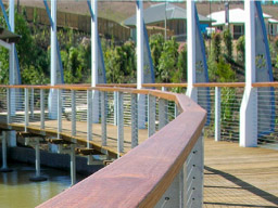 Timber Handrail design tools