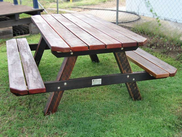 Example image of Blaxland Standard Barbecue Table