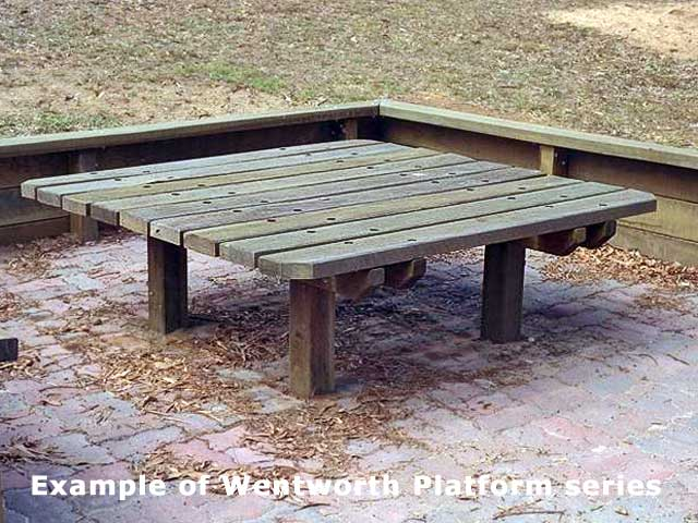 Example image of the Wentworth Platform